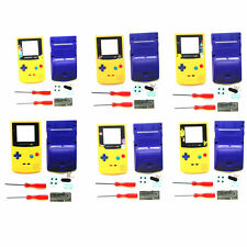 Yellow Purple Pokemon Limited Housing Shell Case for Nintendo Game boy Color GBC
