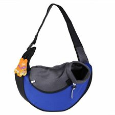 Fuloon Foldable  washable Small Dog Cat Pet Travel Carrier Tote Bag Purse Bags