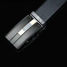 P-46 Men's Belt 100% Genuine Leather Fangle Waist Stylish Fashion Belt FREE P&P