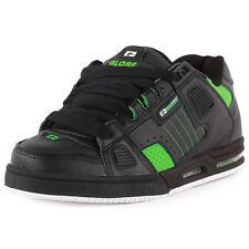 Globe Sabre Air Sole Mens Trainers Black Green New Shoes