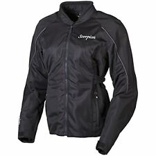 Scorpion Women's Motorcycle Jacket EXO Maia Grey Windproof Liner All Sizes