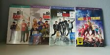 New! DVD THE BIG BANG THEORY The Complete Third Season 3 (3 DISC BOX SET) MINT