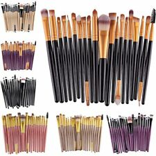 Pro Makeup 20PCS Brushes Set Eyeshadow Eyeliner Lip Brush Powder Foundation Tool