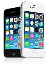 APPLE IPHONE 4S 16GB SMARTPHONE GSM UNLOCKED BLACK WHITE 4G LTE TMOBILE ATT (A)