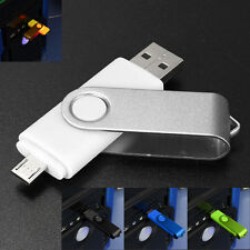 Swivel USB 2.0 8GB Flash Drive Memory Thumb Key Stick Storage Pen Disk U Disk