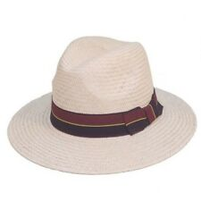 Mens Hat Best Quality Straw Fedora Style Hat GREAT DEAL