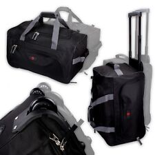 Trolley Travel Trolley Trolley bag Trolley Case Wheeled bags Suitcase BLACK GREY