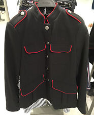 ZARA MILITARY JACKET XS-XL REF. 1255/245