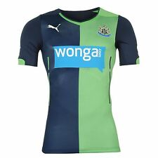 Puma Newcastle United FC Authentic Third Jersey 2014 2015 Mens Football Soccer