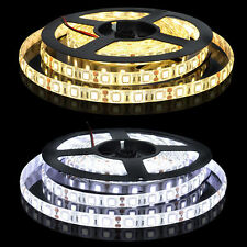 Waterproof Flexible DC 12V 5M 5050 SMD 300 LEDs LED Strip Light Car Boat Camping