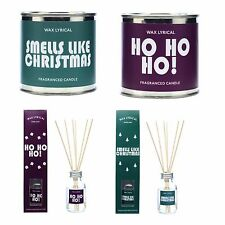 Scented Candle Tin or Reed Diffuser Novelty Christmas Wax Lyrical (1 Supplied)