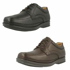 Sale Mens Clarks Formal Wide Fitting Lace Ups Scopic Way