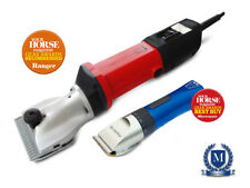 Masterclip Heavy Duty Ranger Horse Clipper & Showmate Trimmer Clipping Combo