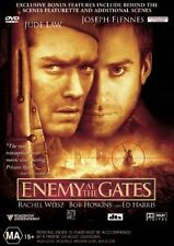 Enemy At The Gates (DVD, 2002)