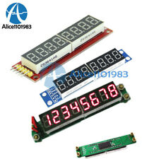 MAX7219 8-Digit LED Display 7 Segment Digital Tube For Arduino Raspberry Pi