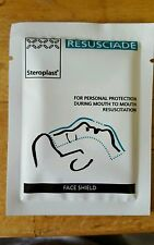Cpr face shield resuscitation Mouth to Mouth - Steroplast Resusciade first aid