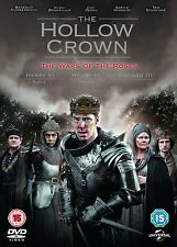 The Hollow Crown: The War of the Roses - Benedict Cumberbatch - NEW SEALED DVD