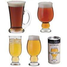 Dartington Crystal ULTIMATE Drinking Glass Gift Booked Set Shaped For Flavour UK