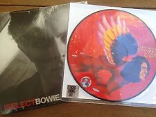 DAVID BOWIE - Man Who Sold The World LP RSD 2016 + iSELECT Vinyl LP BRAND NEW