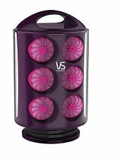 VS Sassoon VSR63A Secret Curl Silicone Pop Up Heated Rollers/Hair Curler/Waver