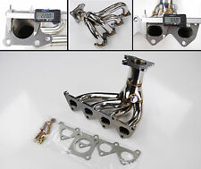 EXHAUST 4-1 DECAT MANIFOLD FOR SEAT LEON / SEAT IBIZA 1.4 1.6 16V  (Fits: Seat Leon)