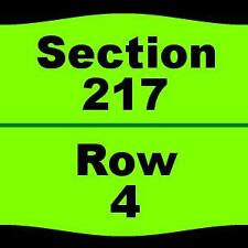 4 Tickets New York Knicks vs. Indiana Pacers 12/20/16 Madison Square Garden
