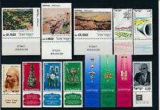 D101094 Israel Nice selection of MNH stamps
