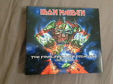 IRON MAIDEN  - OBERHAUSEN- 2 CD Limited Numbered