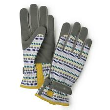 BLUE SEED GARDENING GLOVES by BURGON & BALL LOVE the GLOVE SM/MED or med/LARGE