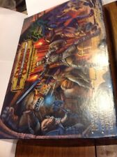 Dungeons & Dragons board game complete