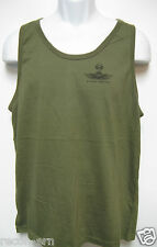 USMC RECON TANK TOP/ OD GREEN/ MILITARY/ NEW