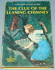 Nancy Drew #26 Leaning Chimney Intro to 2nd Art