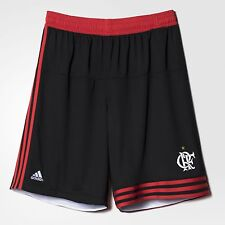 NEW Flamengo Player Home Basketball Shorts Jersey - 2016  Adidas Brazil