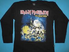 Iron Maiden - Live After Death T-shirt Long Sleeve