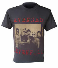 Avenged Sevenfold T-Shirt New Unisex Metal Rock Band Tee  S, M, L, XL, XXL Q-005