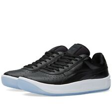 Mens Puma GV Special Trainers Leather Black Low Shoes UK Sizes 7 - 12 NEW