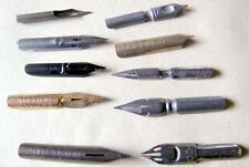 10 different new pen nibs  selection no.15 post free in UK