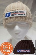 USPS Postal Men's Women Unisex Hip-Hop Warm Winter Wool Knit Beanie Cap Hat Tam