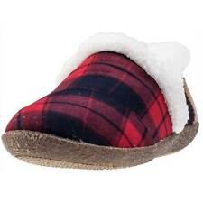Toms Fur Casual Womens Slippers Red Black New Shoes