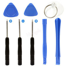 5Sets 8 in 1 Repair Opening Pry Tool Screwdriver Kit for iPhone and Mobile Phone