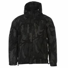Replay Mens Gents Jacket Ventilation Camouflage Zipped Overcoat Clothing