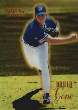 1995 Select Certified Mirror Gold #16 David Cone