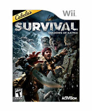 Cabela's Survival: Shadows of Katmai (Nintendo Wii, 2011)  EN/FR