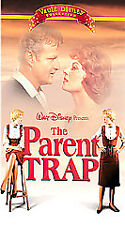 The Parent Trap (VHS, 2002) Disney Collection-Hayley Mills  New Sealed