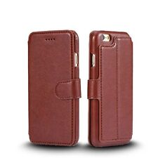 For Apple iPhone 6s Plus Luxury Flip Cover Wallet Card Leather Phone Case Stand