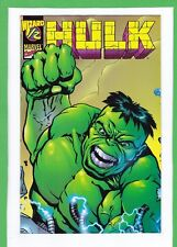 HULK #1/2_1998_NEAR MINT_WIZARD 1/2 SPECIAL EDITION_COA INCLUDED!