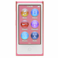 Apple iPod nano 7th Generation Pink (16GB) (Latest Model) NIB