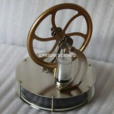 New Educational Toy Low Temperature Stirling Engine Motor Model SZ001