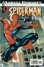 Spider-Man (MK) #1-4 by Mark Millar & Terry Dodson