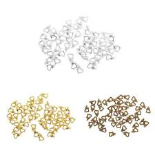 50PCS Lobster Claw Clasps Findings Jewelry Making Findings DIY handmade Craft